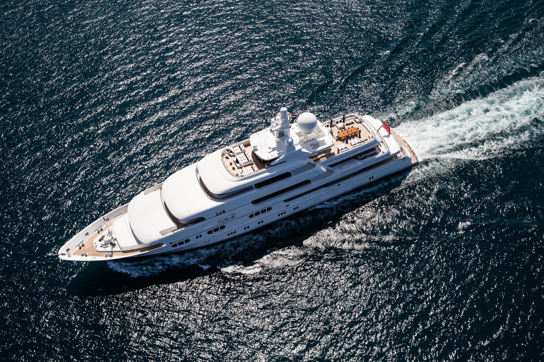 Motor Yacht Titania - For Charter